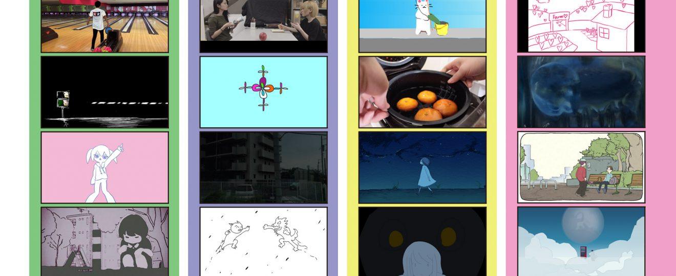 「物語を映像で伝える」プロジェクト科目学外発表会